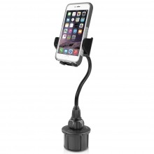 Car cup holder mount - 8 /20 cm - iPhone/smartphone