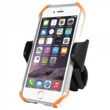 Bicycle phone mount