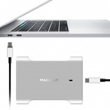 Macally 61W USB-C w. charger w. cable - UK