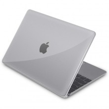 Protective case for 12  MacBook - Clear