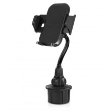 Car cup holder mount XL - iPhone/smartphone