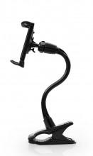 Clip-on mount holder - iPad/tablet